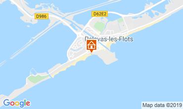 Karte Palavas-les-Flots Appartement 29561