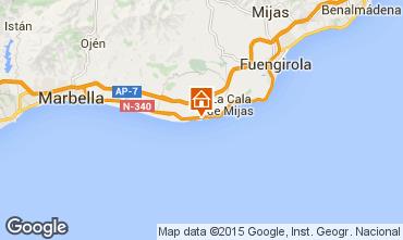 Karte Marbella Appartement 100766