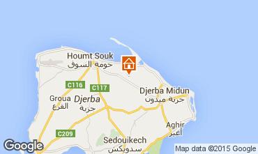 Karte Djerba Haus 65277