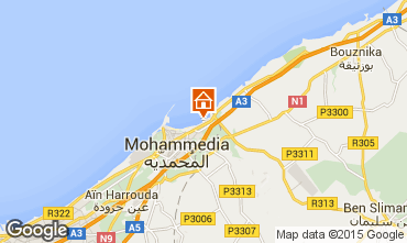 Karte Mohammedia Appartement 90167
