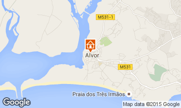 Karte Alvor Studio 83905