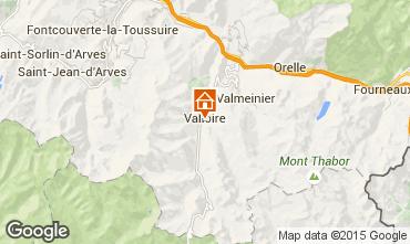 Karte Valloire Appartement 97230