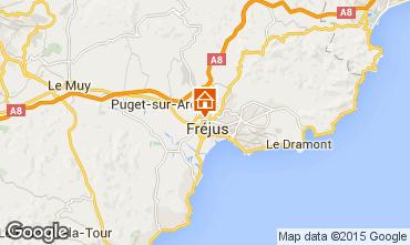 Karte Fréjus Appartement 85654