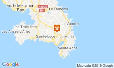Karte Sainte Luce Appartement 114516