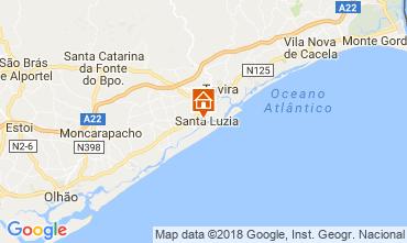 Karte Tavira Appartement 115627