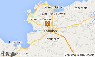 Karte Lannion Studio 11735