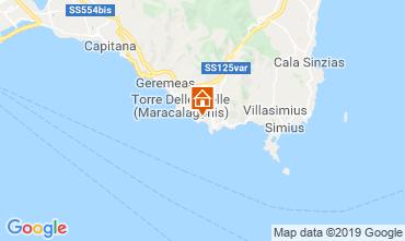 Karte Solanas Villa 58936