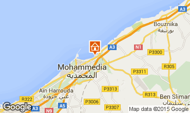 Karte Mohammedia Appartement 52046