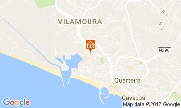 Karte Vilamoura Studio 109089