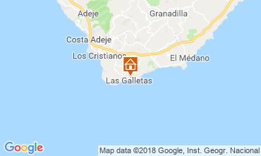 Karte Costa del Silencio Studio 117562
