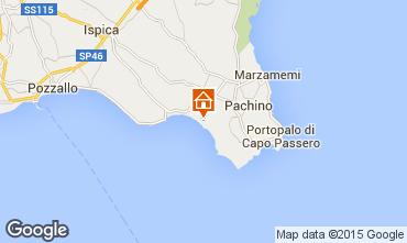 Karte Pachino Appartement 76992