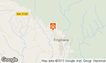 Karte Frigiliana Haus 95953