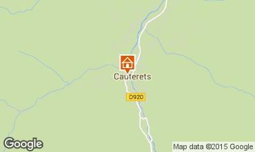 Karte Cauterets Appartement 56119