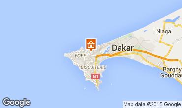Karte Dakar Appartement 81435