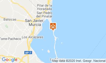 Karte Murcia Appartement 107409