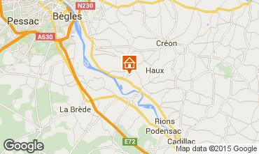 Karte Bordeaux Haus 82843