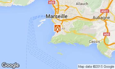 Karte Marseille Appartement 18588