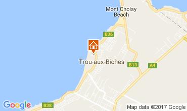 Karte Trou-aux-biches Villa 100486