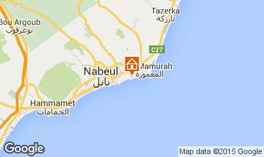 Karte Nabeul Villa 71689