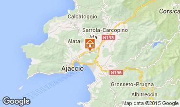 Karte Ajaccio Appartement 75785