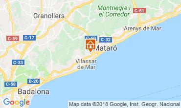 Karte Barcelona Villa 116089