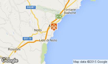 Karte Noto Villa 84770