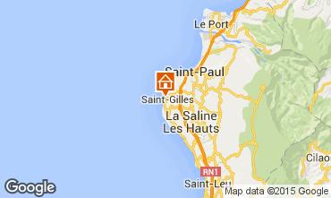 Karte Saint Gilles Studio 100698