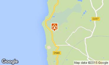 Karte Wimereux Haus 63226