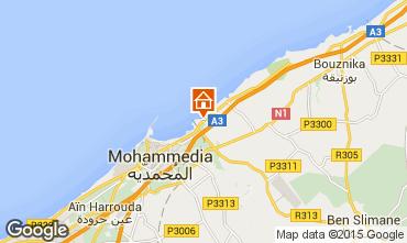 Karte Mohammedia Appartement 66315