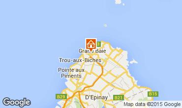 Karte Grand Baie Appartement 58505