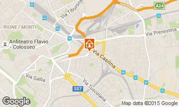 Karte Rom Appartement 102023