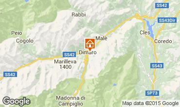 Karte Dimaro Appartement 74973
