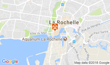 Karte La Rochelle Appartement 69535