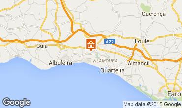 Karte Vilamoura Villa 62822