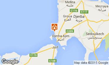 Karte Djerba Appartement 97744