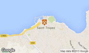 Karte Saint Tropez Appartement 101087