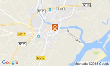 Karte Tavira Haus 115150