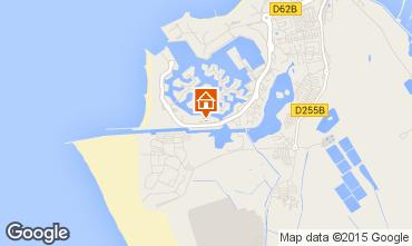 Karte Port Camargue Appartement 77888