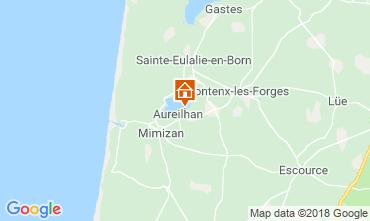 Karte Aureilhan Mobil-Home 117235