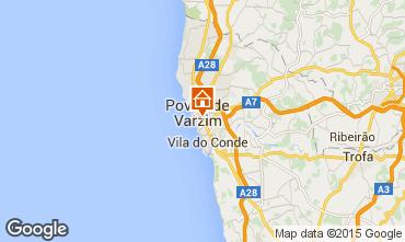 Karte Vila do Conde Appartement 59926