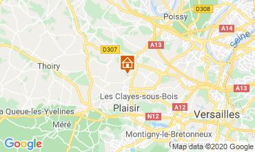 Karte Versailles Villa 65060