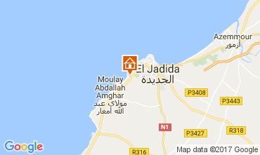 Karte El Jadida Appartement 55918