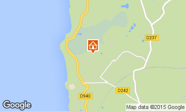 Karte Wimereux Haus 99112