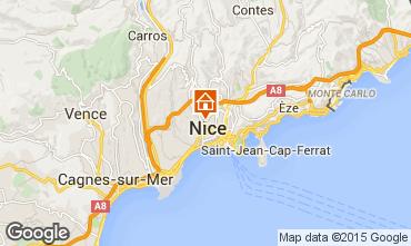 Karte Nice Appartement 85214