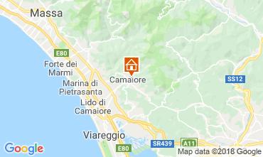 Karte Camaiore Appartement 109015