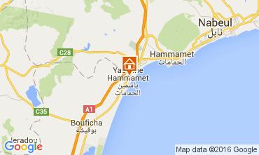 Karte Hammamet Appartement 9929