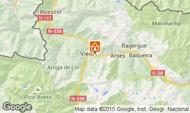Karte Baqueira-Beret Appartement 39972