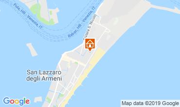 Karte Venedig Appartement 118126