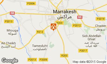 Karte Marrakesch Villa 82750
