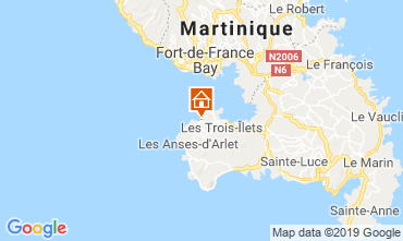 Karte Trois Ilets Studio 81817